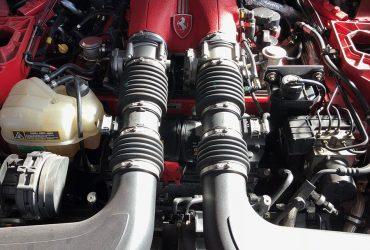 M4 – Ferrari California – Phase de montage