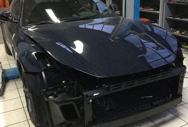 C5 – Ferrari FF – Phase de remontage