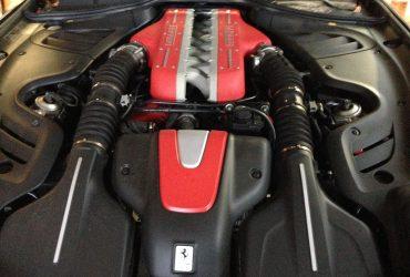 M6 – Ferrari GTC 4 Lusso – Moteur