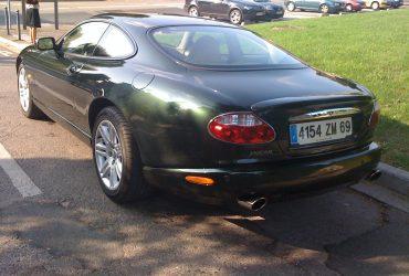 R3 – Jaguar XK8 1998 – Relooking en modèle 2005