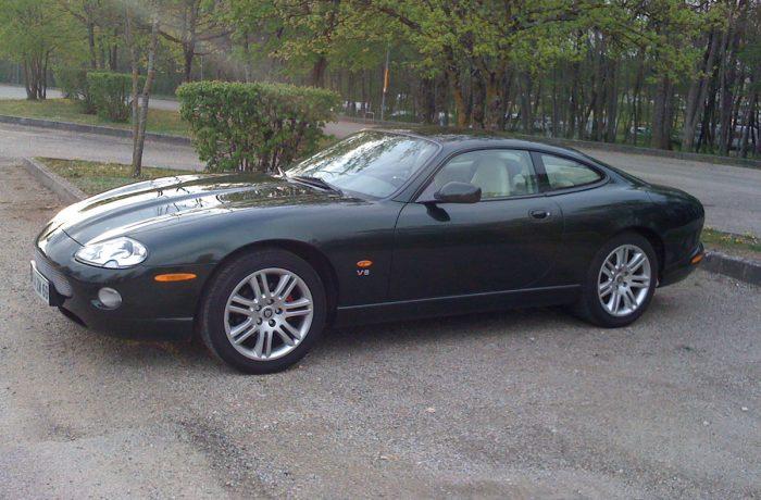 R8 – Jaguar XK8 – Relooking 2005
