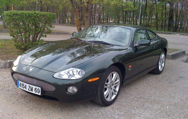R7 – Jaguar XK8 – Relooking