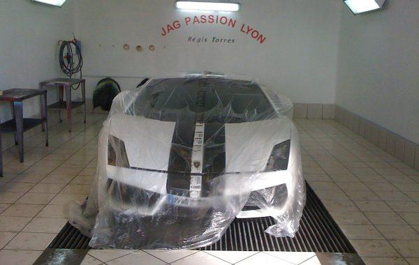 C8 – Lamborghini LP 560 – Peinture