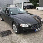 Maserati Quattoporte - Révisions garage voitures luxe lyon 69