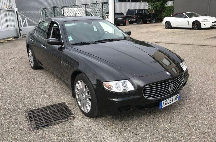 R6 – Maserati Quattoporte – Révisions