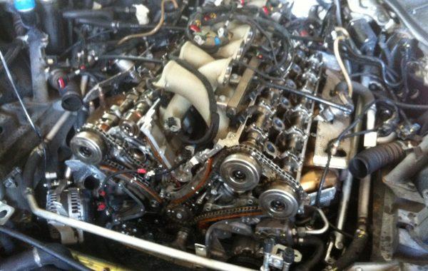 M9 – Ferrari 599 GTB – Calage de distribution et remplacement des poussoirs hydrauliques