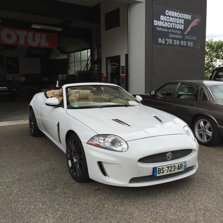 garage spécialiste Jaguar Lyon